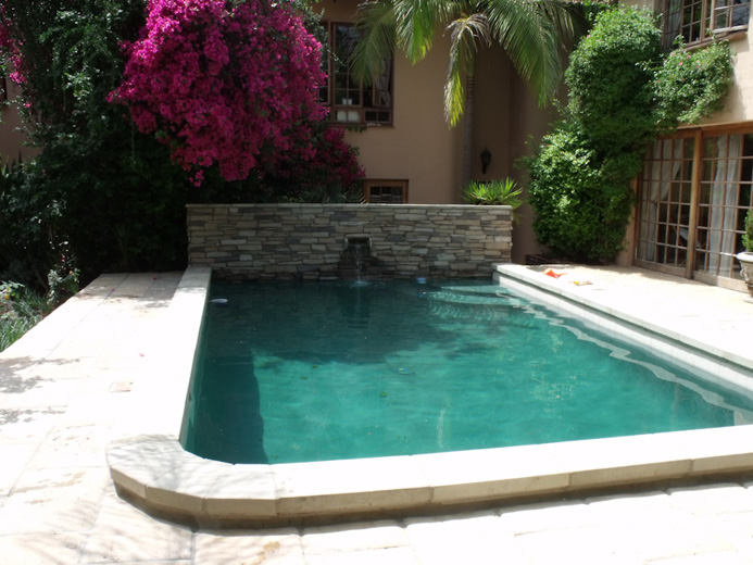 Marbelite pools specialist in south africa pool for Pool design johannesburg