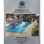 Curtis Pools Awards 2016 - National Spa and Pool Institute of South Africa (NSPI)